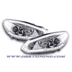 Coppia fari Daylight LED DRL GOLF 6 08- motor