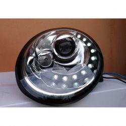 Coppia fari Daylight LED VW NEW BEETLE 05-11