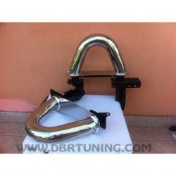 Kit Roll Bar inox Mercedes SLK R171 04-11
