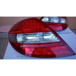 Fanali Led MERCEDES SLK R171 04-11 rosso-chiaro