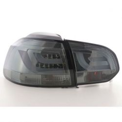 Fanali LED LIGHT BAR GOLF 6 08- fumè