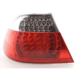 Fanale ricambio SX Led BMW E46 coupè 03-06 rosso-chiaro