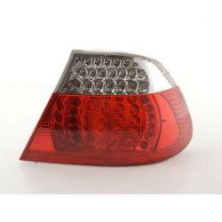 Fanale ricambio DX Led BMW E46 coupè 03-06 rosso-chiaro