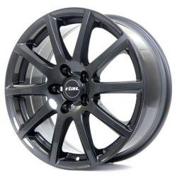 Alloy wheel RIAL MILANO Titanium 17