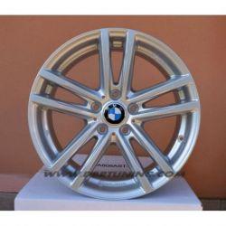 Cerchi in lega X10 BMW Silver da 17