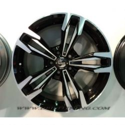 Alloy wheel SPATH SP38 BMW M6 Black polish 20