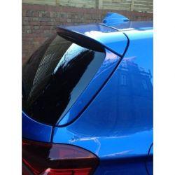 Spoiler lunotto BMW F20 F21 Look M SPORT 11-