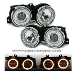 Gruppi ottici Angel Eyes BMW 3 E30 82-94