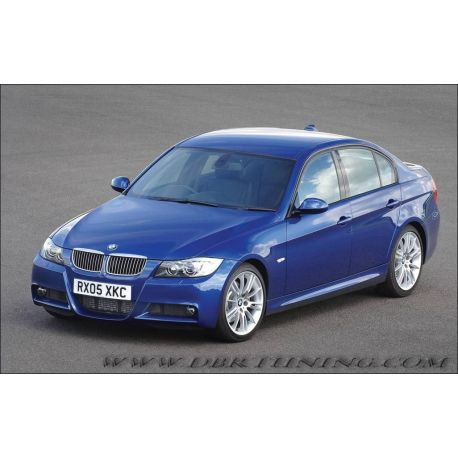 PARAURTI ANT BMW SERIE 3 E90-E91 2008-2012 VERNIC C//LAVAFARI E SENSORI TOP Q.