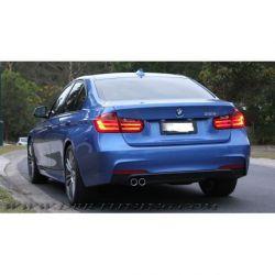 Paraurti posteriore M SPORT per BMW F30 11-18