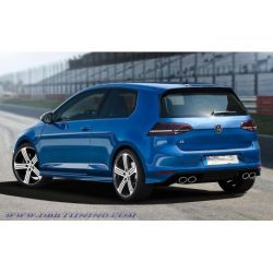 Kit completo GOLF 7 look R 12-