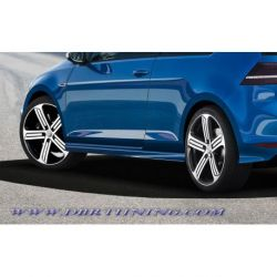 Minigonne laterali GOLF 7 look R 12-
