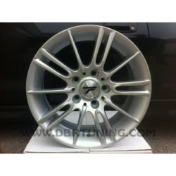 Alloy wheel TF STORM BMW M SPORT Silver 16