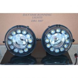 Fendinebbia led Mini Cooper Countryman dal 2006 neri