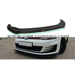 Spoiler anteriore VW GOLF 7 GTI GTD 12-17