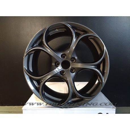 Alloy wheel WSP W258 Anthracite 9x19