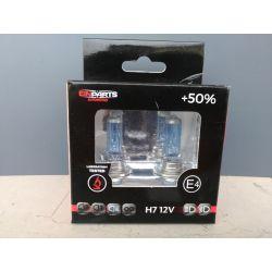 Coppia di lampadine bianche H7 Xenon Look 12V 55W