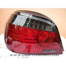 Fanali Led BMW E60 berlina 03-07 rosso-chiaro