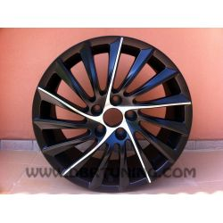 Alloy wheel WSP RIETI Matt Gun Metal 17