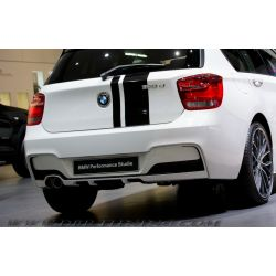 Paraurti anteriore MSPORT BMW 1 F20 F21 11-