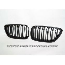 Grill BMW F22 F23 look M2 13- matt black