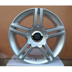 Alloy wheel WSP GRANADA Silver 17
