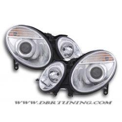 Headlights Xenon MERCEDES E W211 02-06