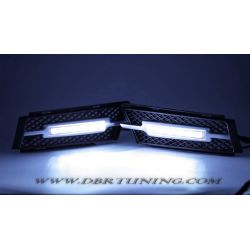 Day light DRL Led BMW 3 E90 E91 4 door 05-08