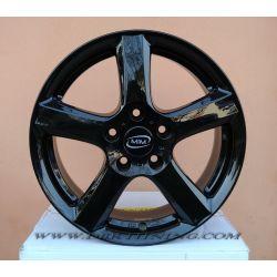 Alloy wheel MIM RIO Black 16