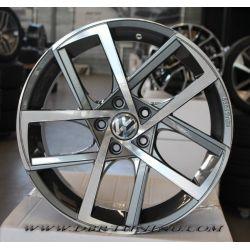 Alloy wheel SPATH SP45 Anthracite Polish 18