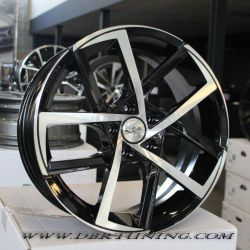 Alloy wheel SPATH SP45 Black Polish 18