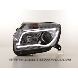 Headlight Led TubeLight Dacia-Renault Duster 11-