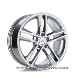 Alloy wheel SPATH SP35 Anthracite Polish 17
