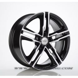 Alloy wheel SPATH SP35 Black Polish 17
