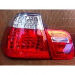 Fanali Led BMW 3 berlina E46 01-04 rosso-chiaro