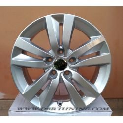 Alloy wheel WSP LIONE W854 Silver 16