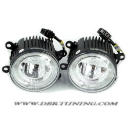 Fog lights and daylight Led DL23 DRL R87