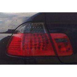 Fanali Led BMW 3 berlina E46 01-04 rosso-fumè