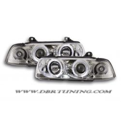 Headlight Led Angel Eyes BMW 3 4porte (E36) 92-98