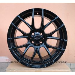 Alloy wheel MISTRAL Black 17