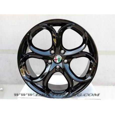 Cerchi in lega PSW DUBAI Glossy Black 18