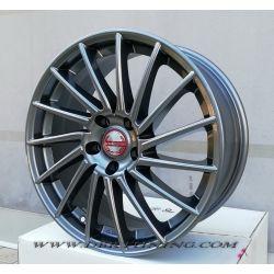 Alloy wheel MIM SAVAGE Graphite 18
