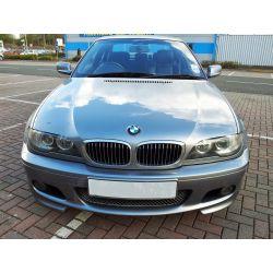 Paraurti anteriore MSPORT BMW 3 E46 2porte 99-06