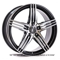 Alloy wheel RONDEL 0217 Black Polish 19
