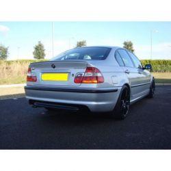 Paraurti posteriore MSPORT BMW 3 E46 4porte 98-05
