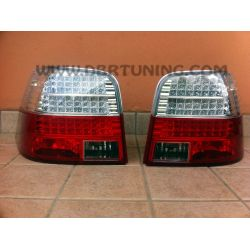 Fanali Led VW GOLF 4 97 -03 rosso-chiaro