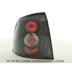 Taillights lexus OPEL ASTRA G 3-5P 97-04 chrome