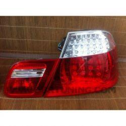 Fanali Led BMW 3 coupè E46 03-06 rosso-chiaro
