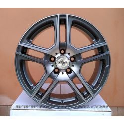 Alloy wheel SPATH SP39 Antracite Polish 17