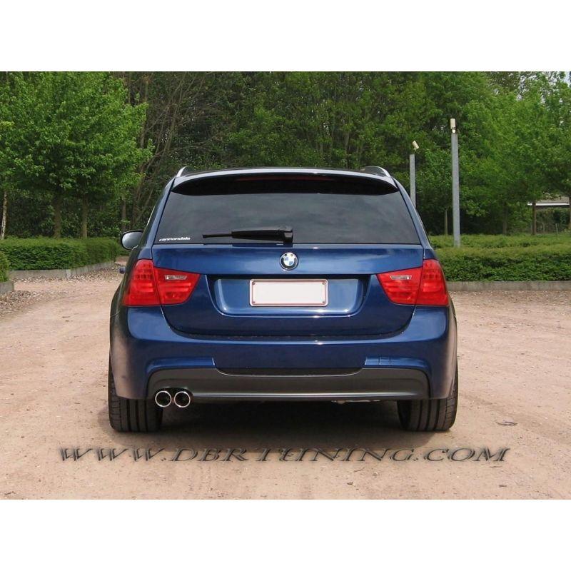 BMW NUOVO ORIGINALE E91 05-11 Touring M Sport Paraurti Posteriore Gancio di traino copertura 8041135